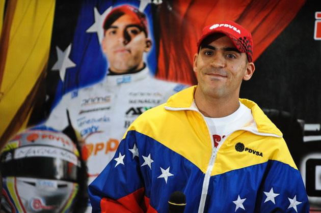 チャベス大統領、F1は金だよ!パストール・マルドナドを支援