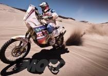ダカール・ラリー2013:第1ステージ・リザルト、Lima (ペルー) – Pisco、+選手コメント