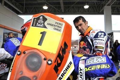 ダカール・ラリー2013:第7ステージ・リザルト、Calama – Salta (アルゼンチン)+選手コメント