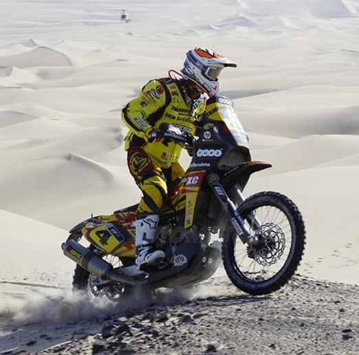 ダカール・ラリー2013:第4ステージ・リザルト、Nazca - Arequipa、+選手コメント