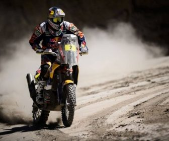 Dakar 2014 Stage 11 Coma