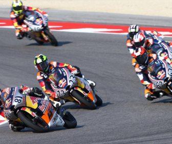 Aleix Viu, Red Bull Rookies Cup, San Marino MotoGP, 10th September 2016