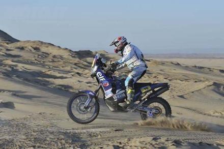ダカール・ラリー2013:第5ステージ・リザルト、Arequipa - Arica(チリ)+選手コメント