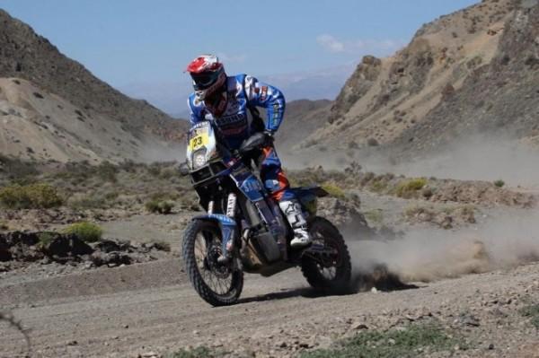 Dakar 2014 Pedrero Sherco