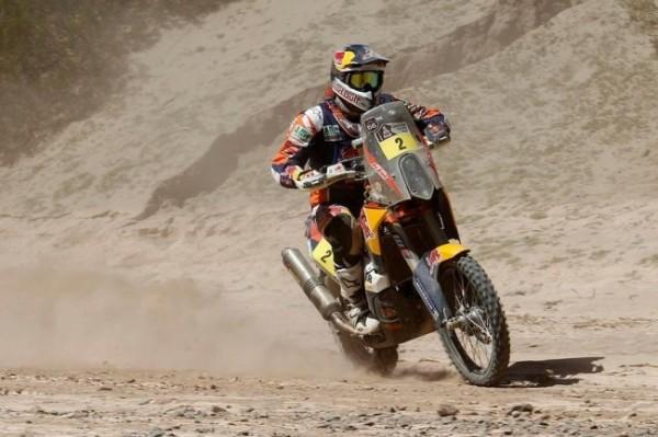 Dakar 2014 Stage 05 Coma