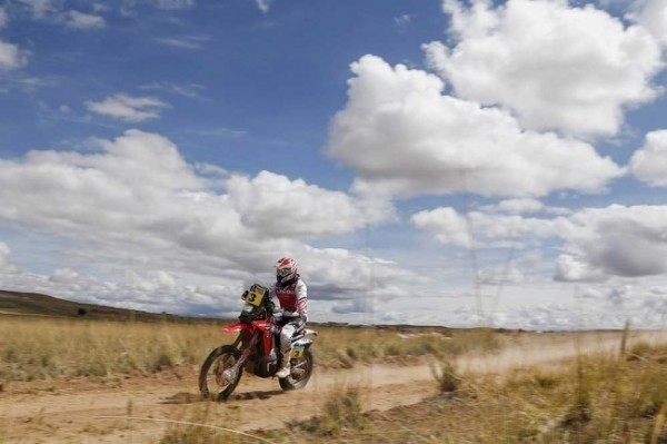 Dakar 2014 Stage 06 Barreda