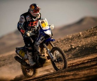 Dakar 2014 Stage 12 Despres