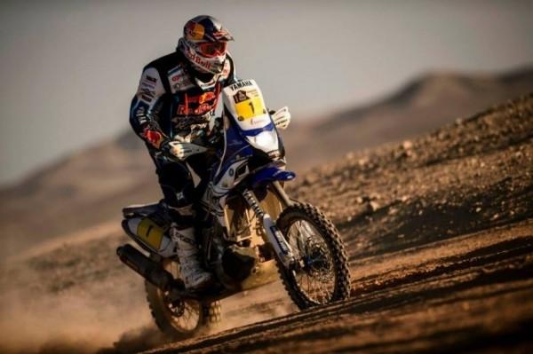 Dakar 2014 Stage 12 Despres