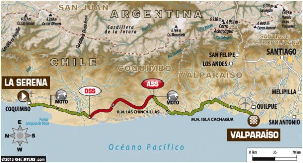 Dakar 2014 Stage 13