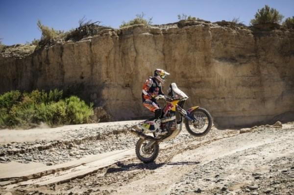 Dakar 2014 Stage 13 Coma