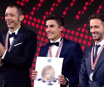 2018-motogp-awards-marquez-dovizioso-rossi